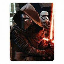 "Star Wars Episode 7: The Force Awakens, Ready Imperial Fleece 45""x60"" Fleece Thr"