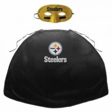 Pittsburgh Steelers Cape and Mask Set