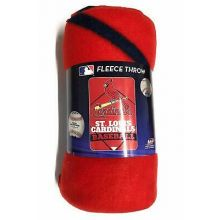 "St. Louis Cardinals 40"" x 60"" Home Plate Throw Blanket"