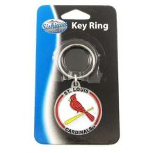 St. Louis Cardinals Pewter Keychain