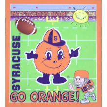 Syracuse Orange 24 Piece Youth Puzzle