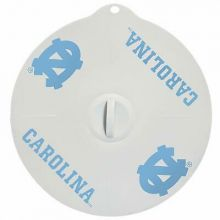 "North Carolina Tar Heels 9"" Silicone Lid"