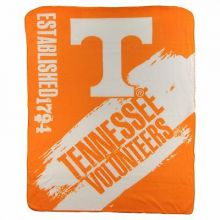 Tennessee Volunteers Established Fleece Throw Blanket