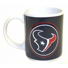 Houston Texans 11 Oz Ceramic Full Wrap Mug