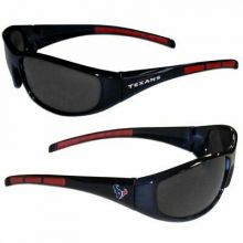 Houston Texans Wrap 3-Dot Sunglasses