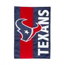 Houston Texans Embellish Garden Flag