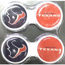 Houston Texans 2 Pack Contact Lens Case