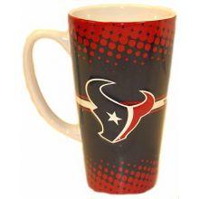 Houston Texans 16-ounce Sculpted Latte Mug