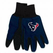 Houston Texans Team Color Utility Gloves