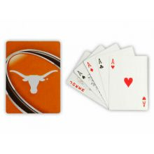 Texas Longhorns Personalizable Jersey Ornament with Team Color Markers