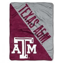 Texas A&M Aggies Super Plush Fleece Throw
