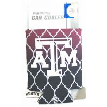 Texas A&M Aggies Hi-Definition Team Color Can Koozie Cooler