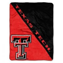 Texas Tech Red Raiders Super Plush Fleece Throw