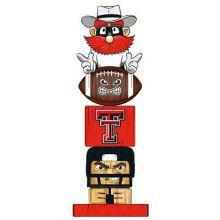 Texas Tech Red Raiders Tiki Totem