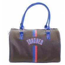 NBA OKC Thunder Satchel Purse Bag