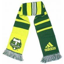 MLS Portland Timbers Pocket Stripe Fringed Scarf