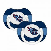 Tennessee Titans 2 Pack Pacifiers