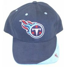 Tennessee Titans Swoop Bill Adjustable Hat