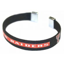 Texas Tech Red Raiders Ribbon Band Bracelet
