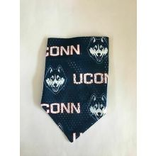 Uconn Huskies Mesh Pet Bandana (Large/XL)