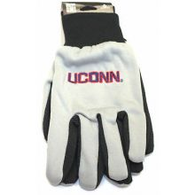 Uconn Huskies Team Color Utility Gloves
