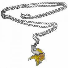Minnesota Vikings Logo Chain Necklace