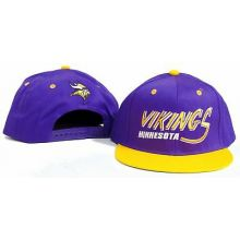 Minnesota Vikings Old School Snapback Cap Hat