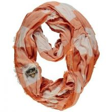 Houston Dynamo Plaid Infinity Scarf
