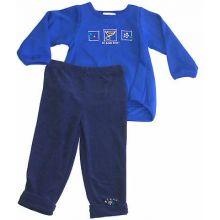 St. Louis Blues Toddler 2 pc Fleece Pant Set