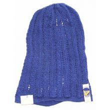 Golden State Women's Loose Knit Croquet Beanie Hat Cap Lid