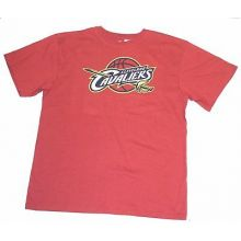 NBA Licensed Clevaland Cavaliers Shirt (Large Tall)