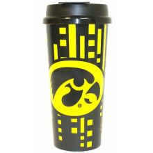 Iowa Hawkeyes Mist N' Sip Water Bottle 20 oz.
