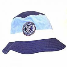MLS Officially Licensed New York City Football Club Bucket Hat Cap Lid (Small/Me