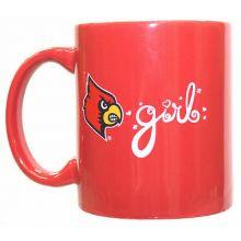 Louisville Cardinals Hi-Definition Team Color  Can Koozie Cooler