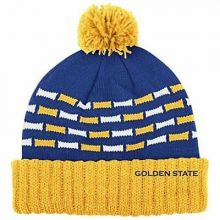 Golden State Warriors Women's Beanie Hat Cap Lid
