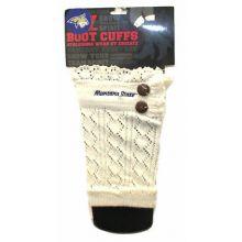 Montana State Bobcats ZooZatz Women's Boot Cuff Leg Warmers