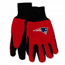New England Patriots Team Color Utility Gloves