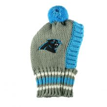 Carolina Panthers Pet Pom Headwear