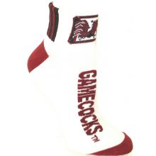 NCAA Team Quarter Socks Adult (9-11)