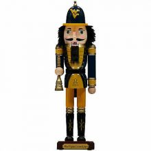 "NCAA 14"" Wooden Guardian Nutcracker"
