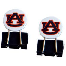 Auburn Tigers 2 Pack Multi Purpose Utility Clips