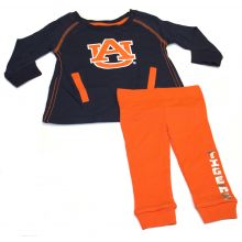 Auburn Tigers 2018 Infant Girls Nice Kick Tunic and Leggings 6-12 Months