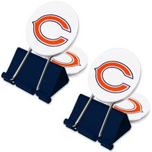 Chicago Bears 2 Pack Multi Purpose Utility Clips
