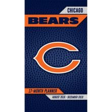 Chicago Bears 17 Month Pocket Planner (2018-2018)