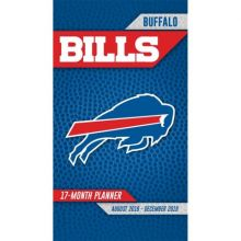 Buffalo Bills 17 Month Pocket Planner (2018-2018)