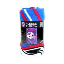 """Buffalo Bills  40"""" x 60"""" Shield Fleece Throw Blanket"""