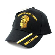 United States Army Womens Army Corps Cap - Black
