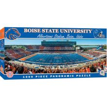 Boise State Broncos  1000 pc. Panoramic Puzzle