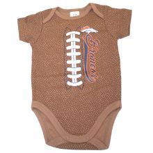 Denver Broncos 2018 Football Bodysuit 6-12 Months