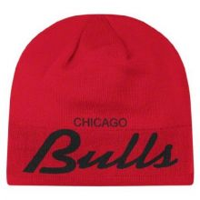 Chicago Bulls Embroidered Team Beanie
